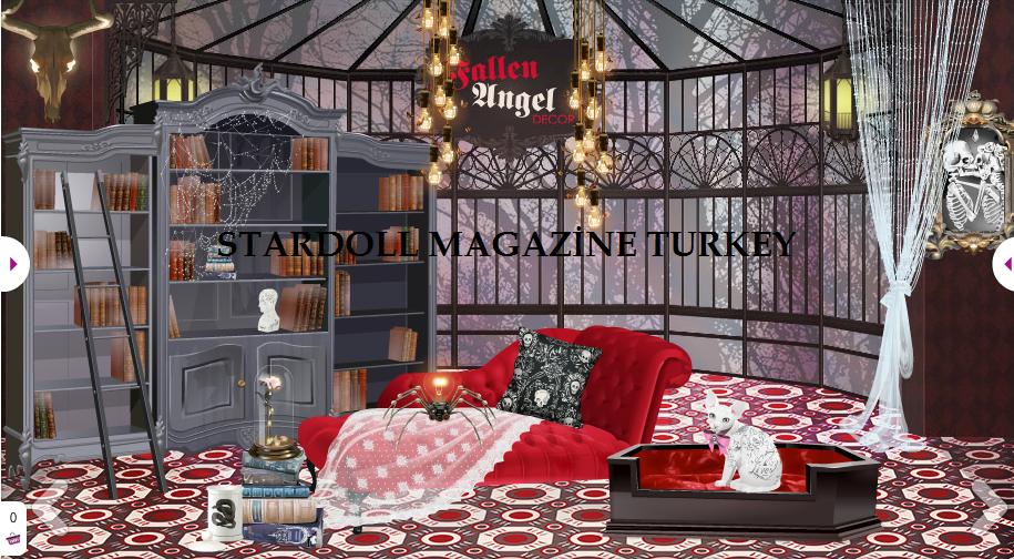 fallen angel dekor stardoll magazine turkey