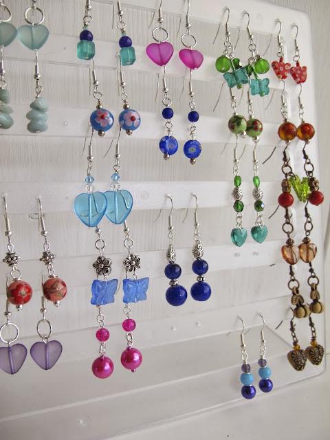 beaded earring designs