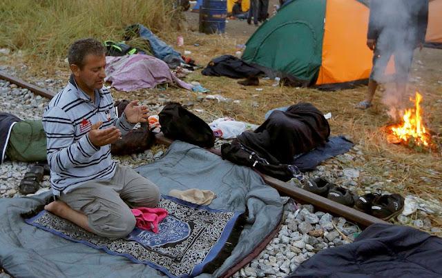 Tolak Imigran karena Muslim, Austria-Hungaria Bersitegang