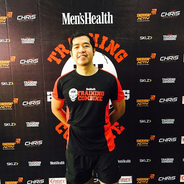 Men's Health Training Combine