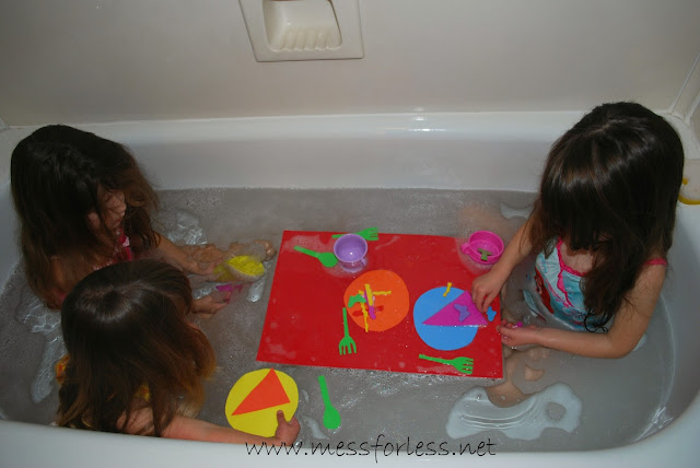 Tea Party Bath