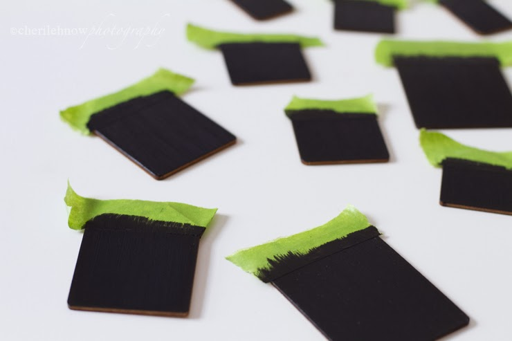 how to get chalk marker off chalkboard paint