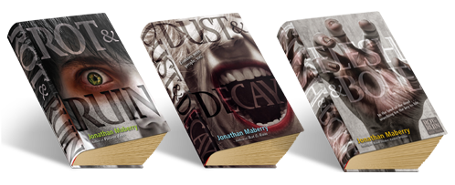 Bookish Lifestyle: Flesh & Bone by Jonathan Maberry [Guest Review ...