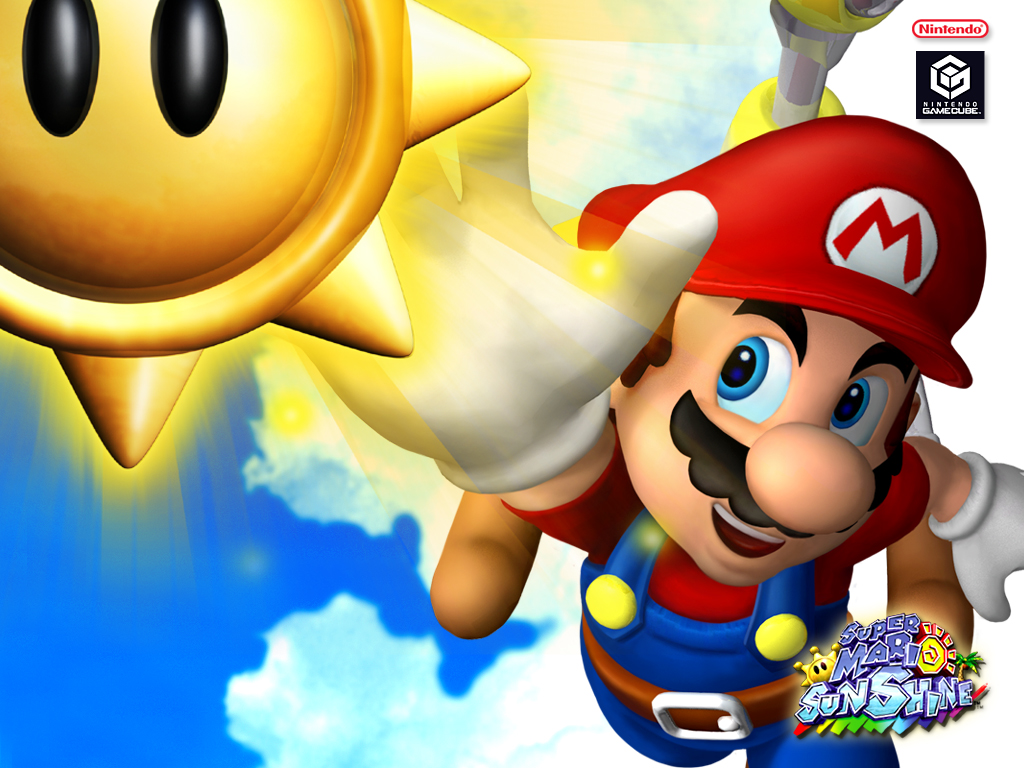Super Mario HD & Widescreen Wallpaper 0.424036237800709