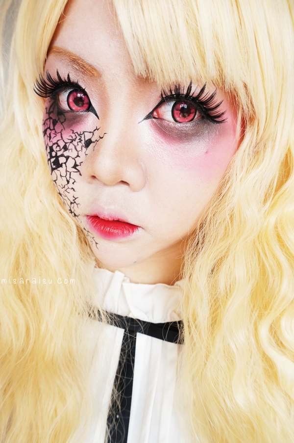 the gallery for gt cute porcelain doll makeup