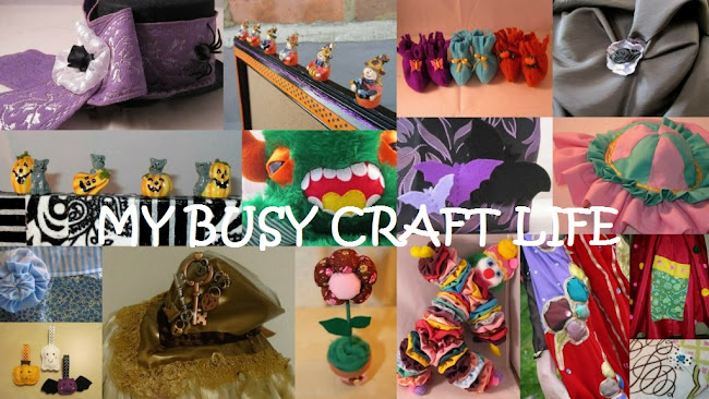 My busy craft life