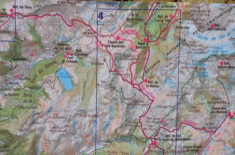 Itinerances samedi 3 aout 2013 rando col de joly col de for Col de la fenetre