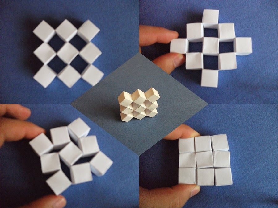 Moving Origami Craft Ideas And Art Projects