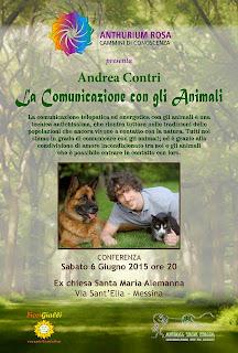 COMUNICARE CON GLI ANIMALI E' POSSIBILE!