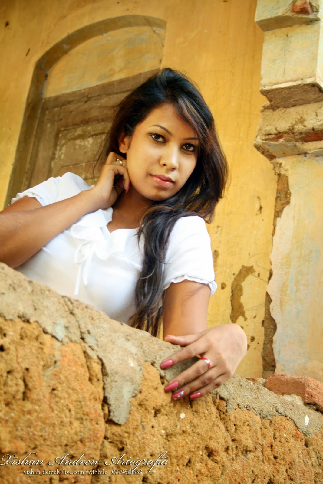 Jayani Alahapperuma sl model