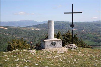Cima de San Kristobal 1.057 m.