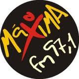 ouvir a Rádio Máxima FM 97,1 Bom Despacho MG