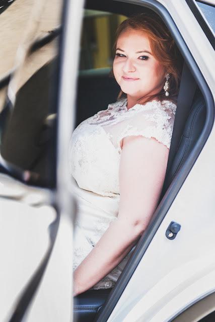 Długie i eleganckie kolczyki ślubne sutasz