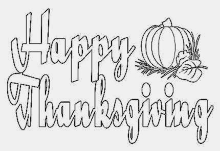 Crayola Coloring Pages For Thanksgiving