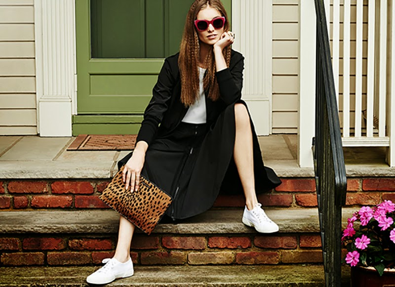 Elizabeth-And-James-Pre-Fall-2014-Lookbook-Shopbop-Red-Sunglasses-Leopard-Clutch