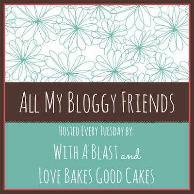 With A Blast: All My Bloggy Friends #59  {Tuesday thru Saturday}  #linkparty #anythinggoes #recipes #crafts #projects #decor #giveaways #diy
