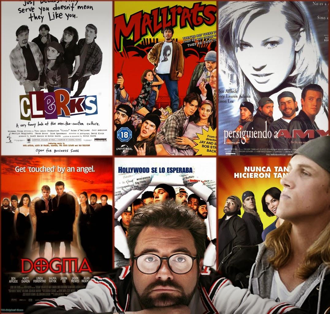 Kevin Smith filmografia Jay y Bob el silencioso