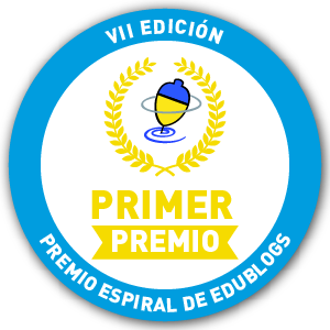 1º Premio: Peonza de Oro