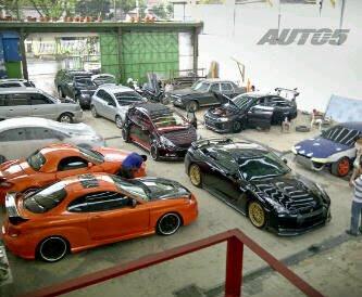 auto5 bandung OPENING 2012