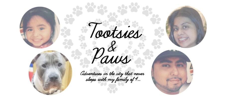 Tootsies & Paws