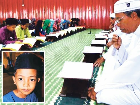 Kagum Umur 7 tahun dah khatam al Quran