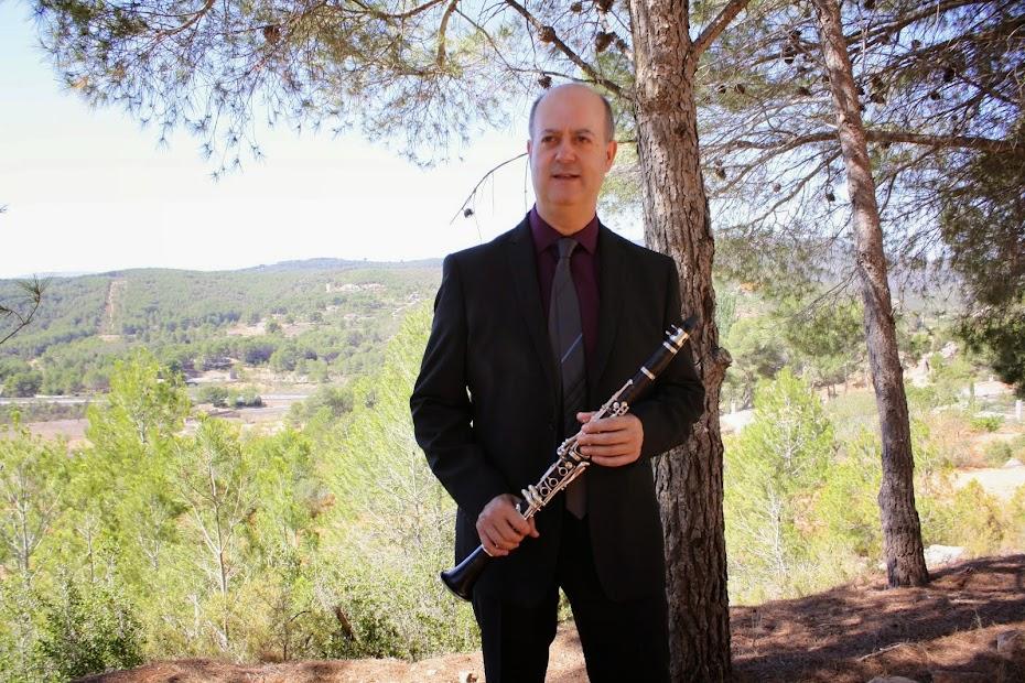Paco Sanz, Clarinetista