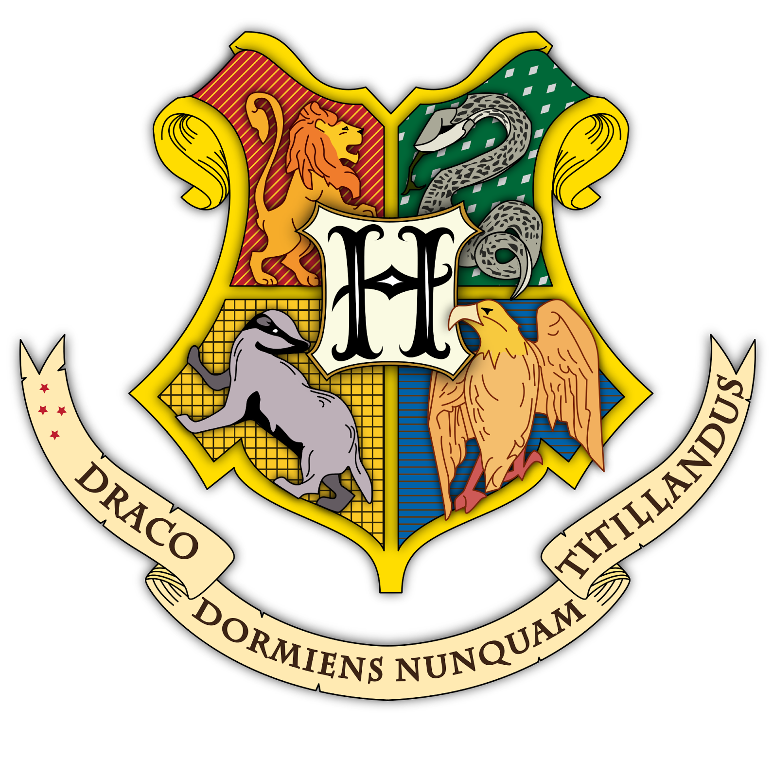 O problema das casas de hogwarts - Test de harry potter casas ...