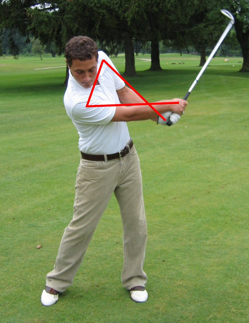 Simple Golf Swing Follow Through Tips