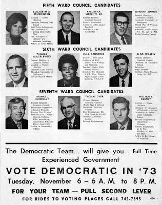 1973 Campaign Ad