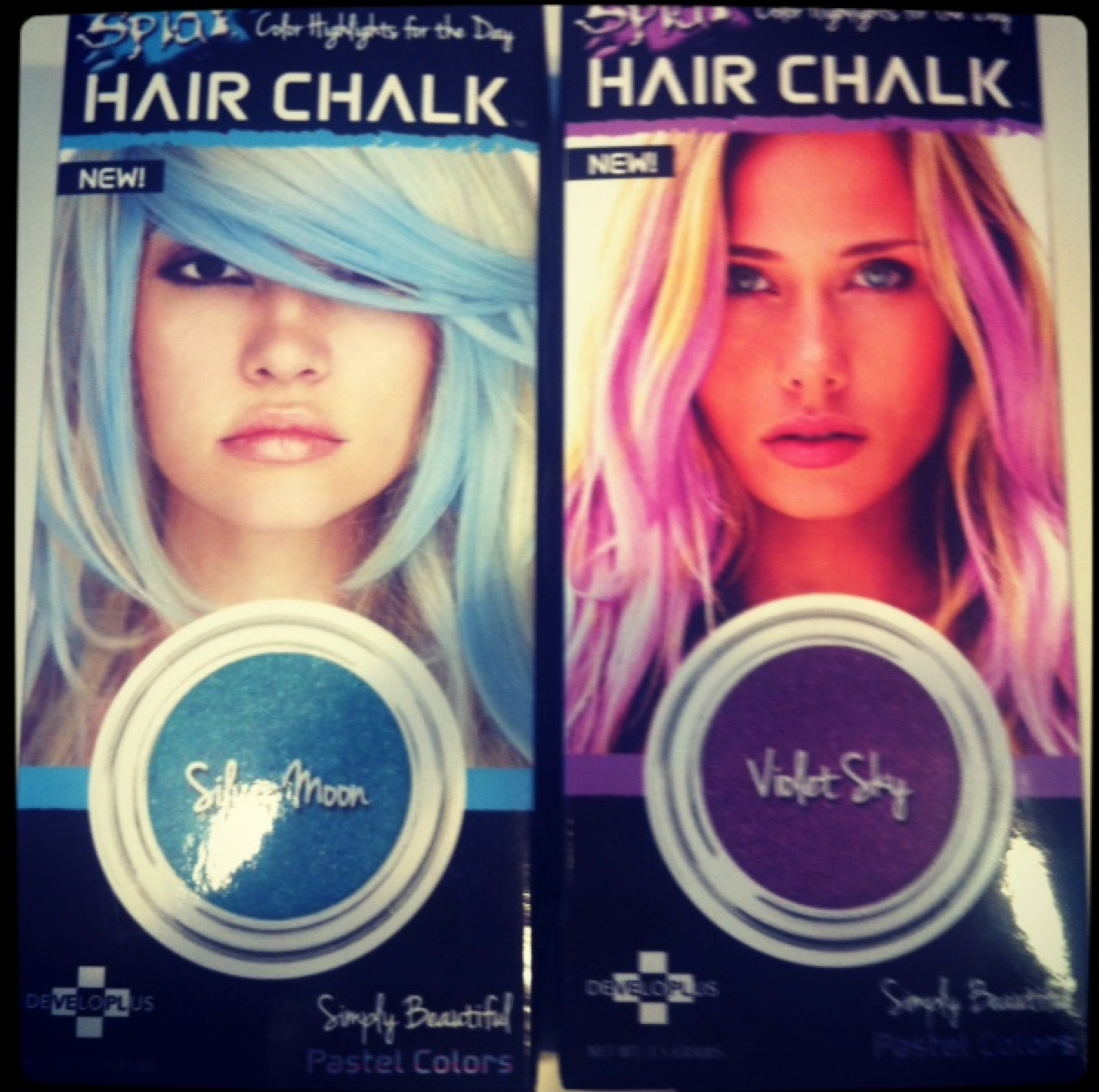 purchased the splat hair chalk $ 5 99 since