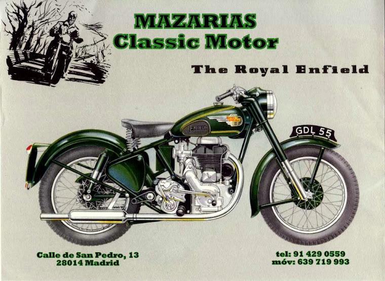 Mazarias Motos Clasicas