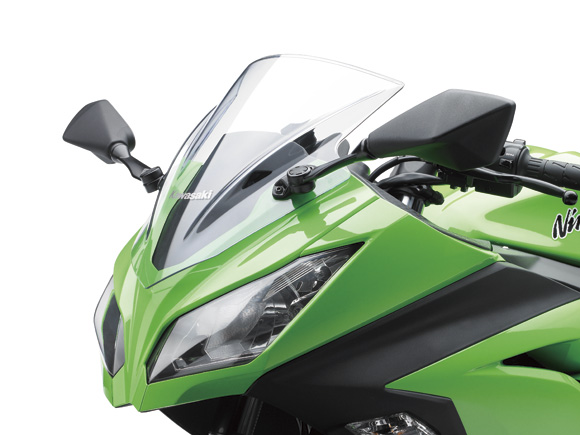 kawasaki Ninja 250R 2013   Mech Affection