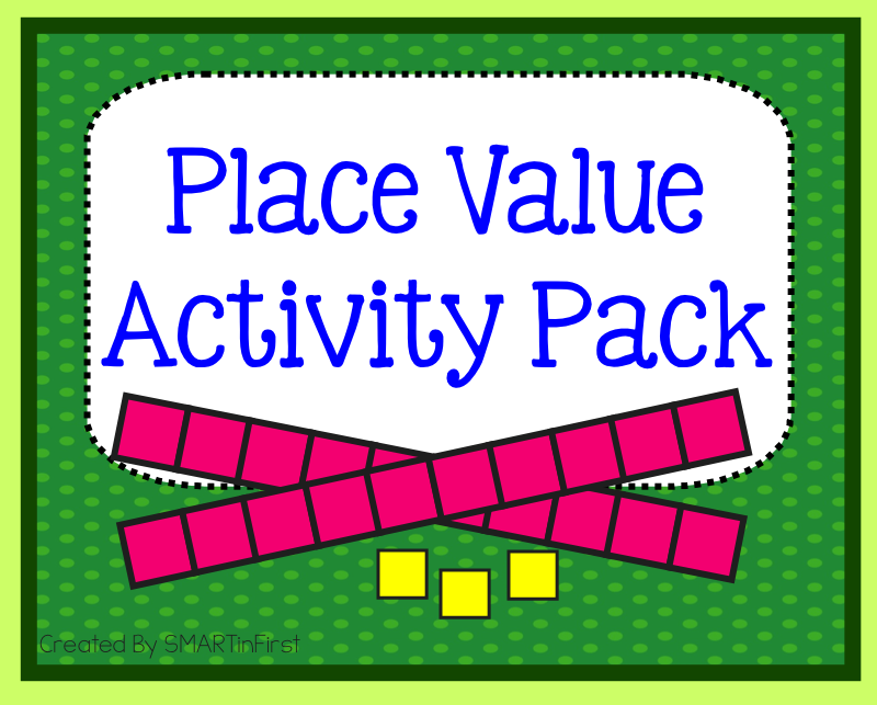 http://www.teacherspayteachers.com/Product/Place-Value-Activity-Pack-1098150