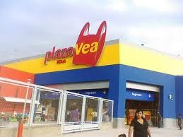 Tienda Plaza Vea