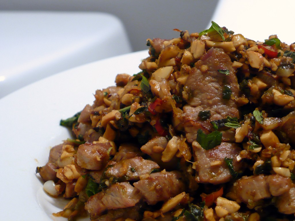 asian pork stir fry recipe