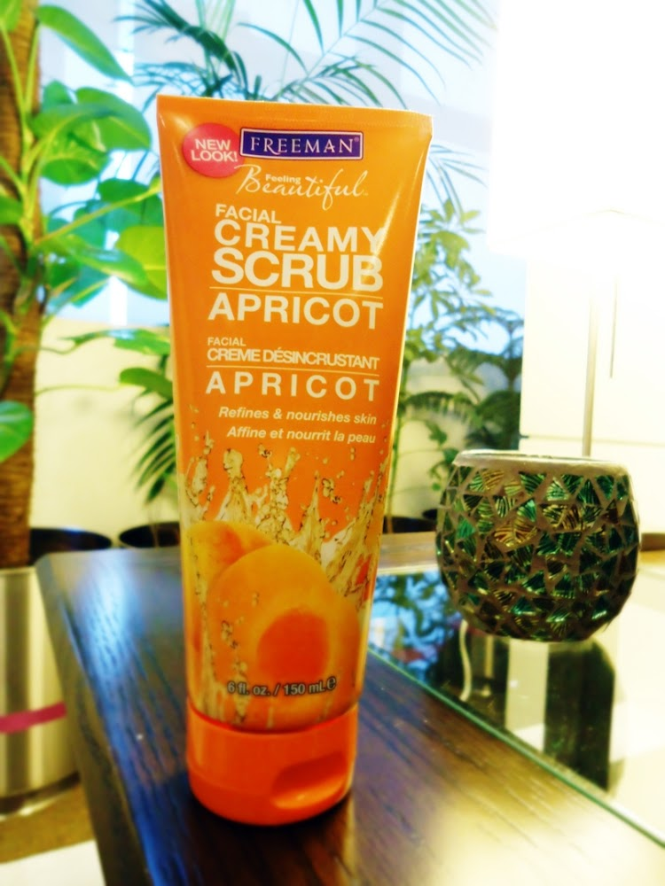 FREEMAN's Feeling Beautiful Facial Creamy Scrub in Apricot