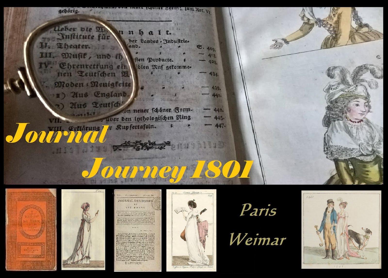 Journal Journey 1801