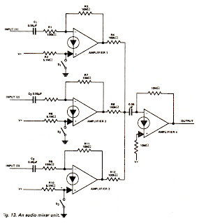 Cool Circuit Diagram Knowledge Simple Audio Mixer Circuits Wiring 101 Ferenstreekradiomeanderfmnl
