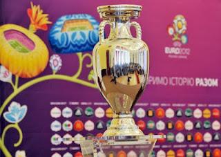 coupe trophée euro 2012