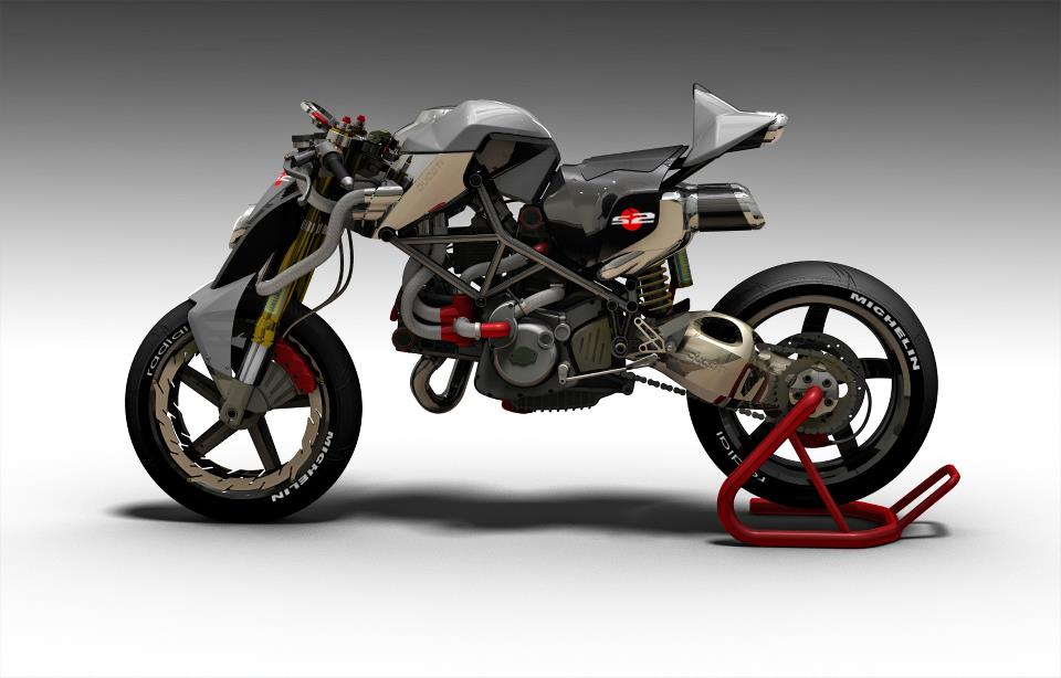 Concept/design/photomontage sur R  - Page 2 Ducati+S2-Braida+by+Paolo+Tesio+15
