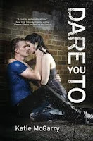 book cover of Dare You To by Katie McGarry