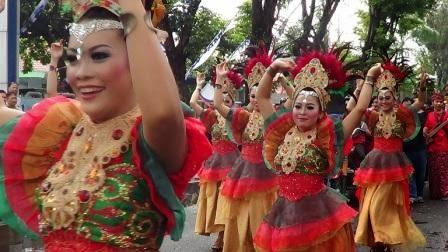 Kirab budaya Meriahkan Peringatan Hari Jadi Kota Pekalongan ke 109