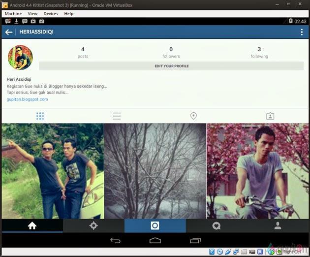 Cara Membuat Akun Instagram & Upload Foto Melalui PC
