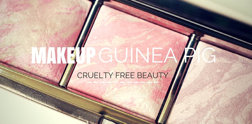 MakeUp Guinea Pig - Animal-Friendly Beauty