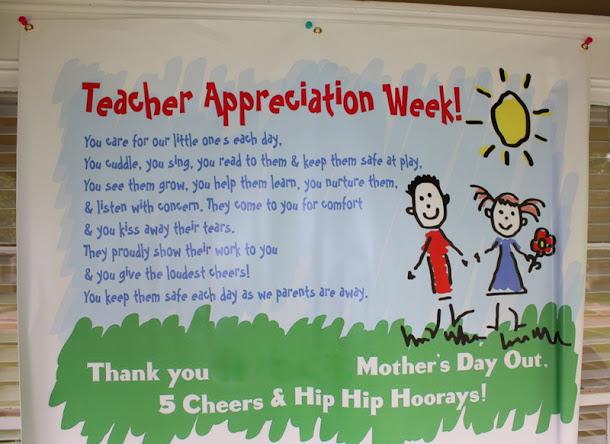 teacher appreciation superhero theme | just b.CAUSE