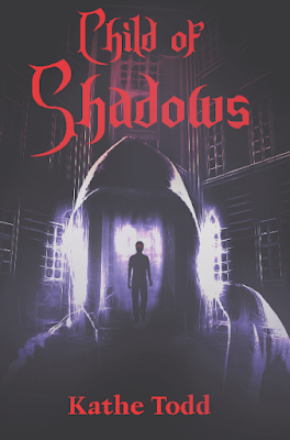 ebook, Kindle, On My Kindle, Child of Shadows
