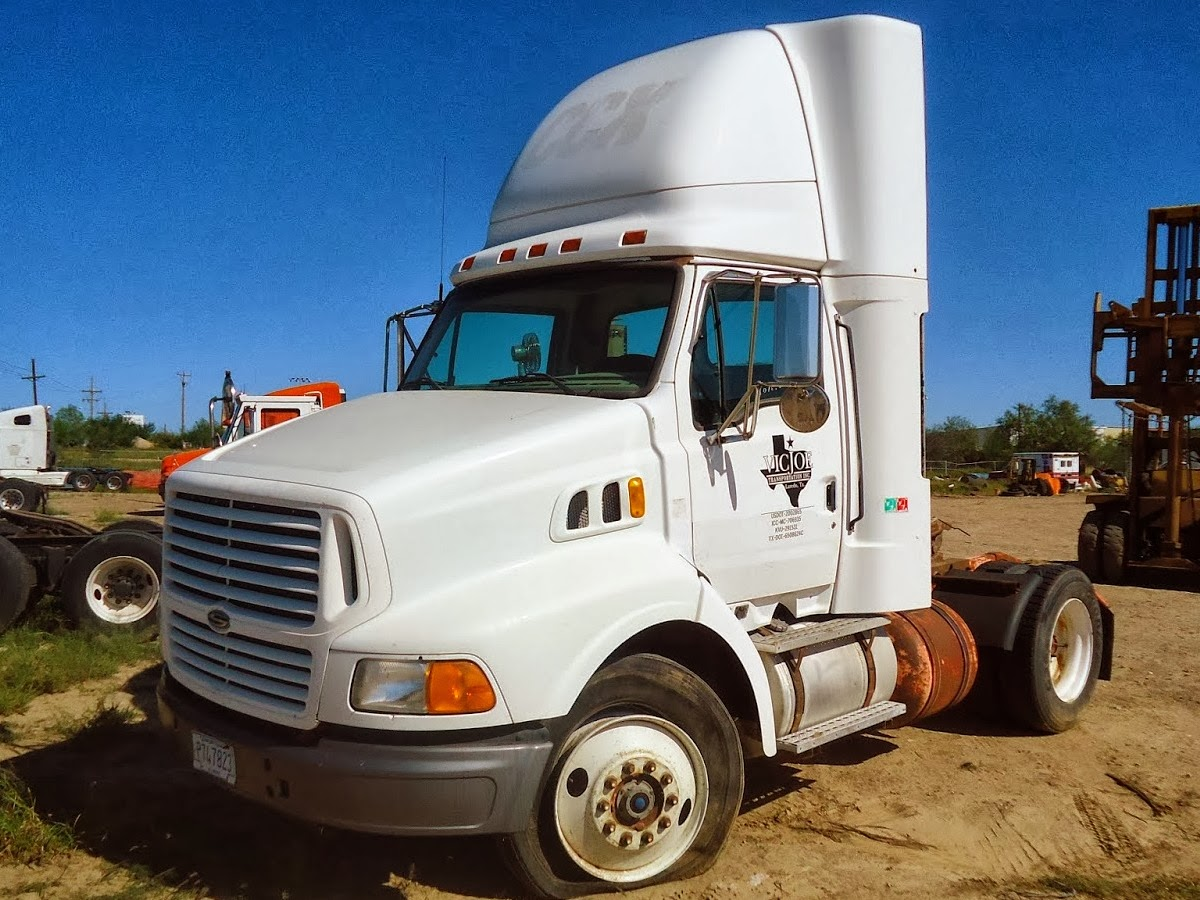 Used Tires Dayton Ohio >> Isabel Trucks: 1998 Ford-Sterling Aeromax 9500 (#0736)
