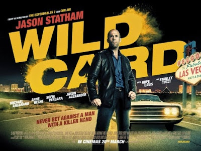 TRAILER AND POSTER OF WILD CARD STARRING JASON STATHAM