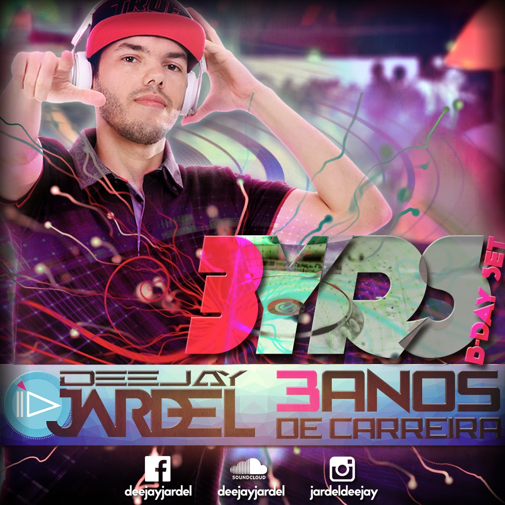 DJ Jardel - 3YRS Special SET