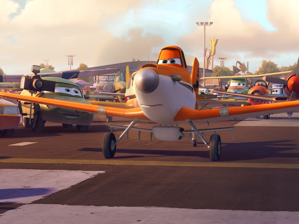 Disney's PLANES is Coming to Theaters this Summer!